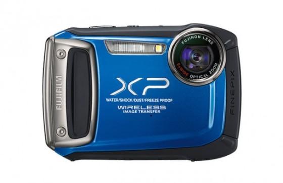 Fujifilm Finepix XP170, Kamera Tangguh dengan Konetivitas Wi-fi